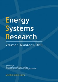 Energy Systems Research